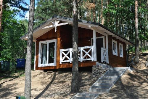 . Domki Szarlota - atrakcje dla rodzin na Kaszubach