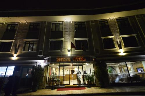Duzce Hizel Hotel phone number