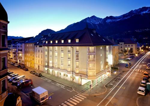 Hotel Alpinpark, 6020 Innsbruck