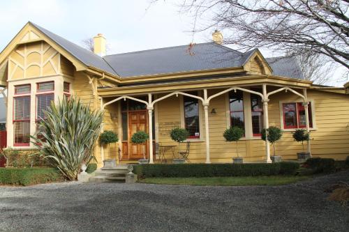 Villa Rouge B&B - Accommodation - Invercargill