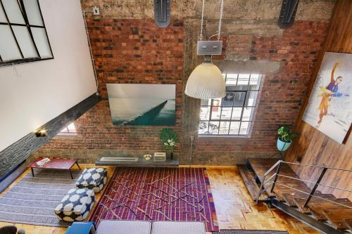 New York Loft Style Apartment 6 In South Africa