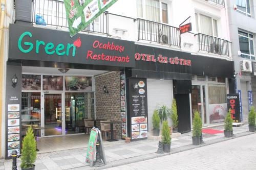 Istanbul Oz Guven Hotel ulaşım
