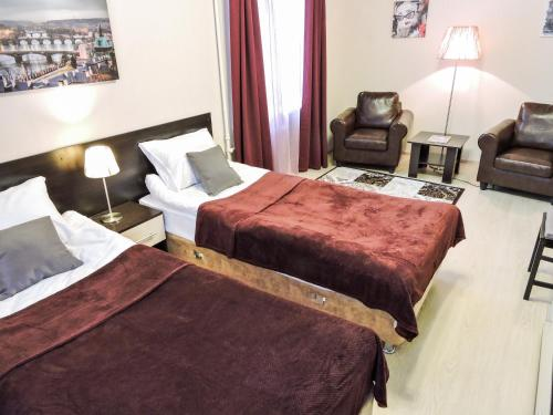 Apartments Caravan on Lodochnaya - image 5