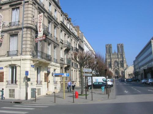 Hôtel De La Cathédrale - Hôtel - Reims