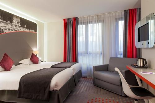 Timhotel Paris Place D'Italie