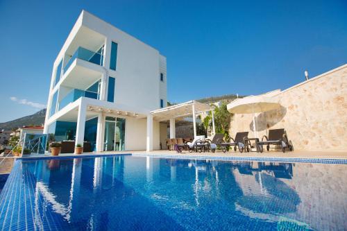 Kalkan Villa Defne price