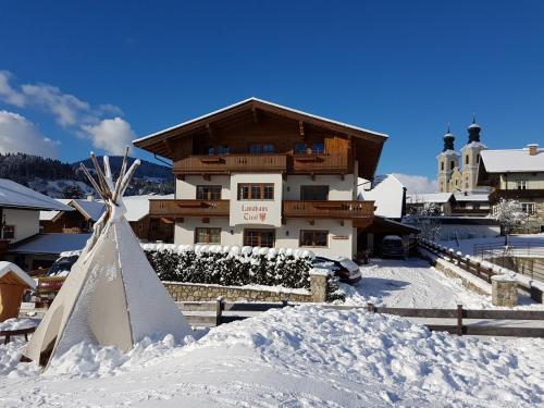 Landhaus Tirol - Apartment - Hopfgarten im Brixental