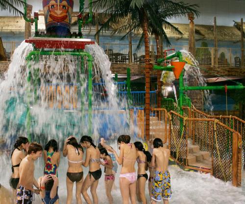 Kid-Friendly Hotels Near The Edge (Edgewater Resort