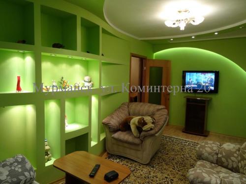 . Apartment on Kominterna 20