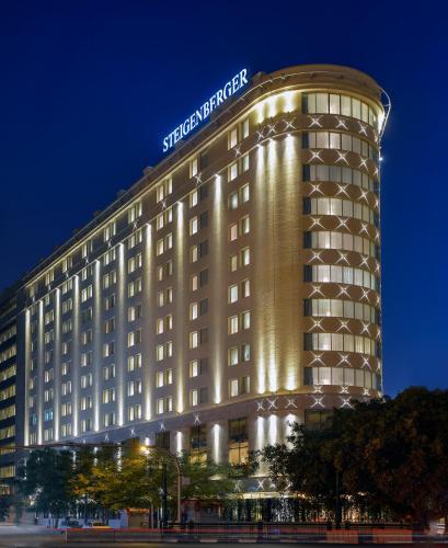 . Steigenberger Hotel El Tahrir Cairo