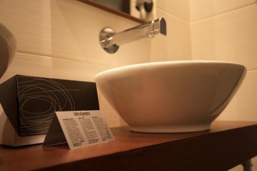 Doppel- oder Zweibettzimmer Hotel La Trufa Negra 18