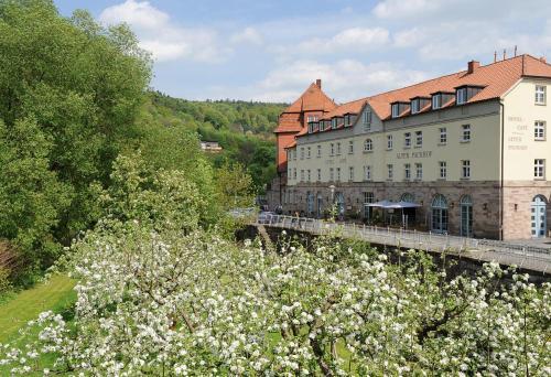 . Hotel Alter Packhof