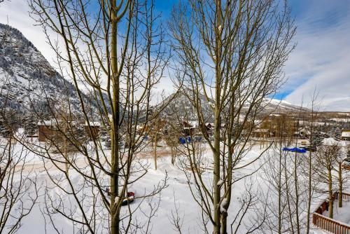 Two-Bedroom Condo 318 at Ten Mile Creek - Frisco, CO 80443