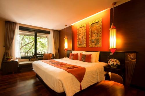 Deluxe Lanna Double or Twin Room