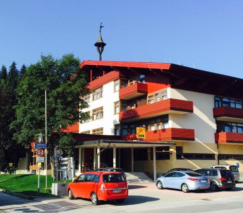 JUFA Hotel Altenmarkt-Zauchensee Altenmarkt