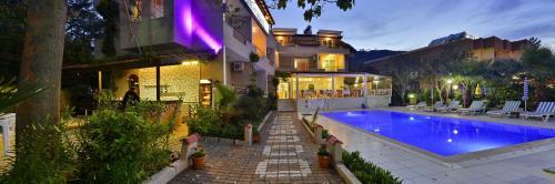 Adrasan Eldorado Hotel yol tarifi