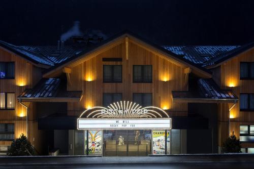 RockyPop Hotel (Portes de Chamonix) Les Houches