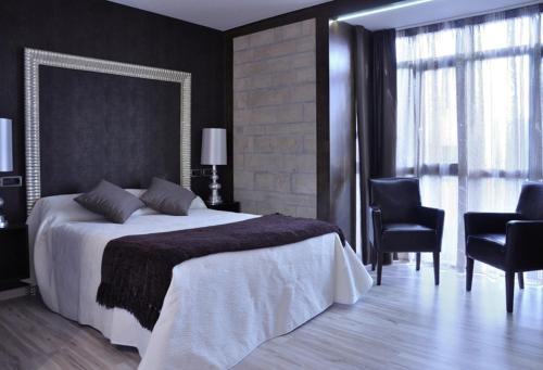 Habitación Doble Superior - 1 o 2 camas Posada Dos Aguas 21