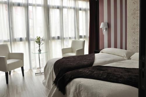 Habitación Doble Superior - 1 o 2 camas Posada Dos Aguas 16
