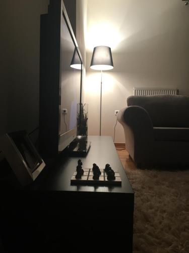 One Bedroom Apartment Piraeus Zimmerfotos