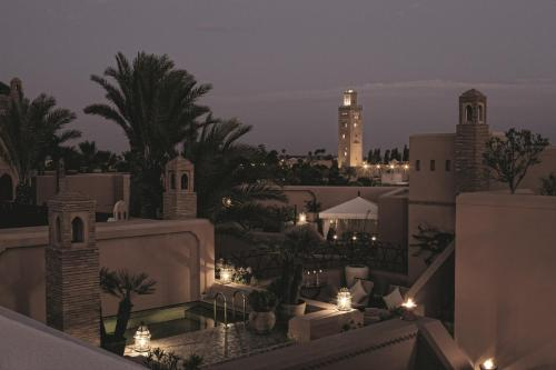 Royal Mansour Marrakech фото номерів