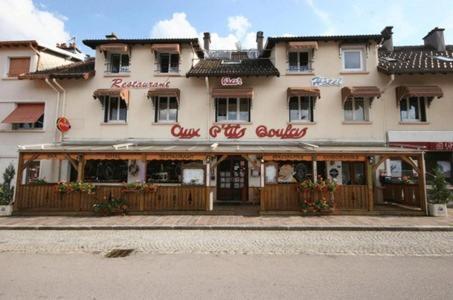 Aux p'tits Boulas - Hotel - Gérardmer