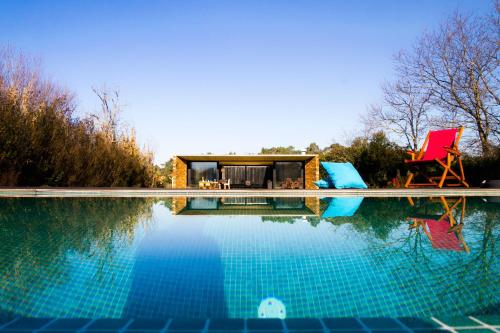 Liiiving In Caminha   Lawny Pool House