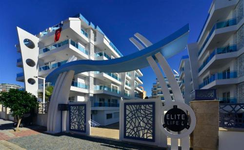 Avsallar Elite Life 4 Residence harita