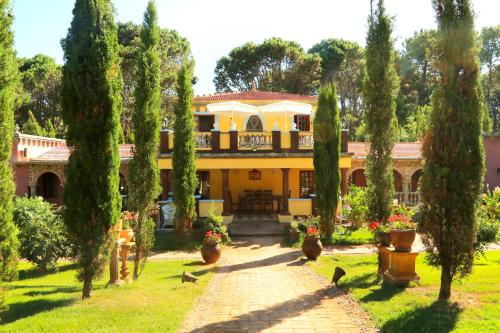 . Villa Toscana Boutique Hotel -Adults Only