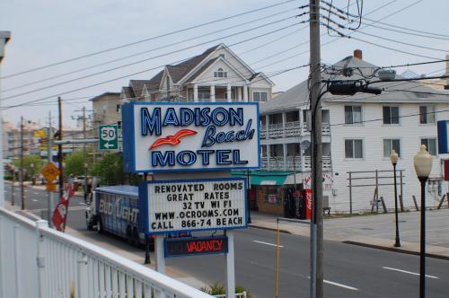 Madison Beach Motel - Ocean City, MD 21842