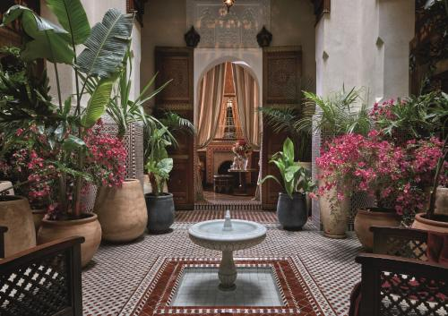 Privilege Two-Bedroom Riad