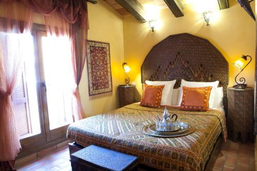 Habitación Doble con balcón  Hotel Abaco Altea 10