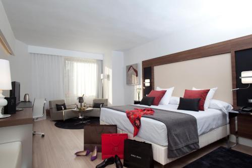 Hotel Princesa Plaza Madrid - image 4