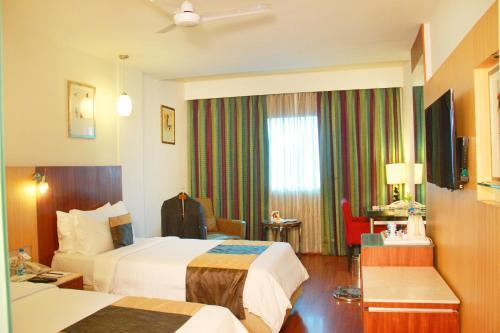 . Fortune Murali Park Hotel