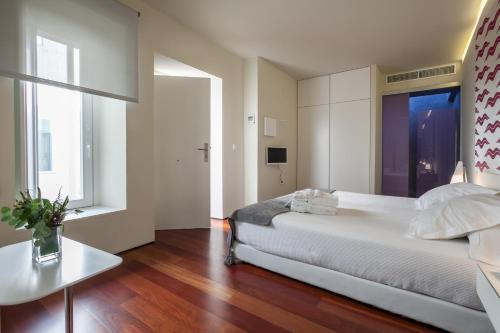 Habitación Doble con 2 camas individuales - 1ª planta Hotel Viento10 2