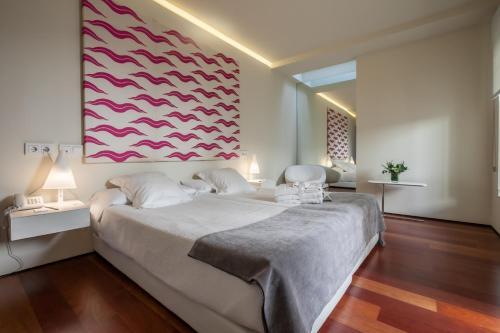 Habitación Doble con 2 camas individuales - 1ª planta Hotel Viento10 1