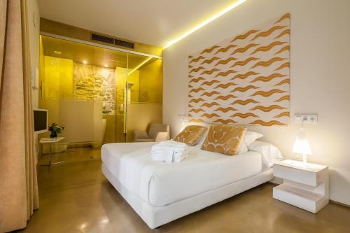 Habitación Doble Patio - 1 cama Hotel Viento10 3