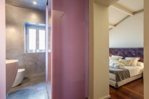 Habitación Doble Económica Hotel Viento10 4