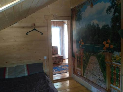 Cameră cvadruplă cu vedere la munte (Quadruple Room with Mountain View)