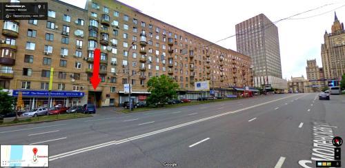 Balmont Apartments Smolenskaya - image 10