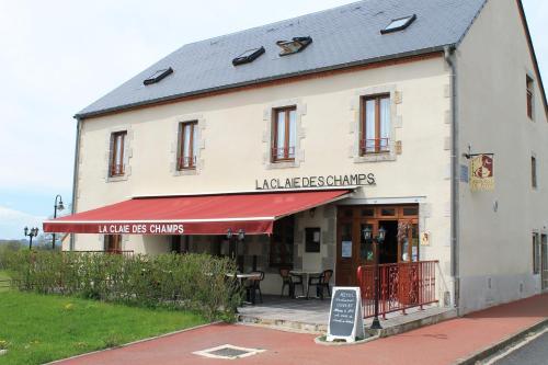 Accommodation in La Crouzille