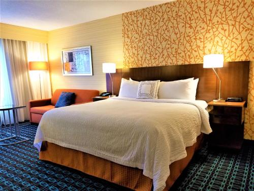 Fairfield Inn and Suites by Marriott Rochester West/Greece - Hotel - Rochester