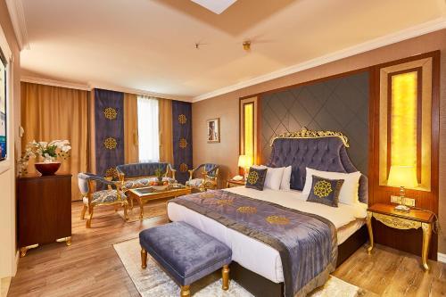 Istanbul Seres Hotel Old City ulaşım