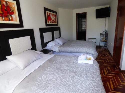 Hotel El Inti Cajamarquino