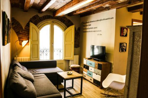 Charming Apartment in Barcelona Center impression