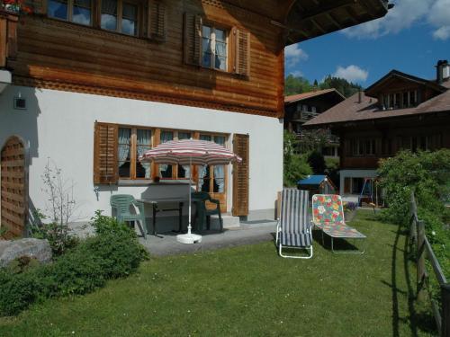 Luxury Chalet in Habkern with Private Garden - Interlaken
