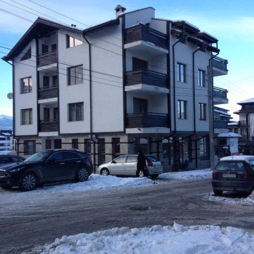 St. Anastasia Apartments Bansko