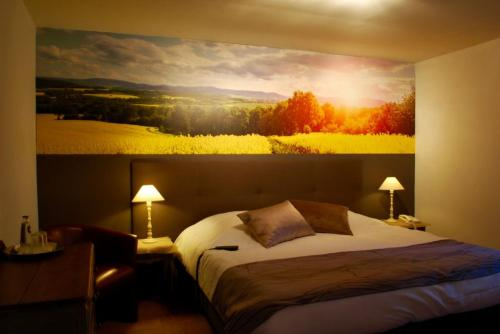 Hotel-overnachting met je hond in Hostellerie au Coeur du Spinois - Rebecq-Rognon