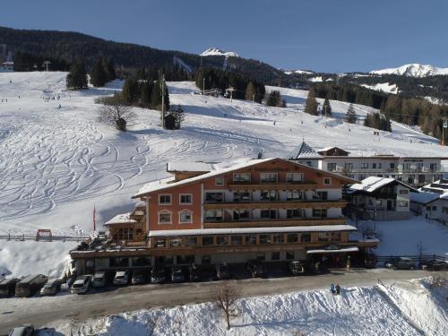 Hotel Rustika Lermoos