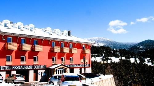 . Hotel Corrieu